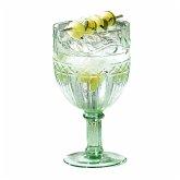 Rotweinglas-Set, 6-tlg. Grün