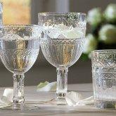 Rotweinglas-Set, 6-tlg. klar