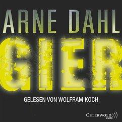 Gier / Opcop-Team Bd.1 (MP3-Download) - Dahl, Arne