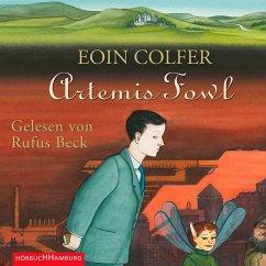 Artemis Fowl Bd.1 (MP3-Download) - Colfer, Eoin