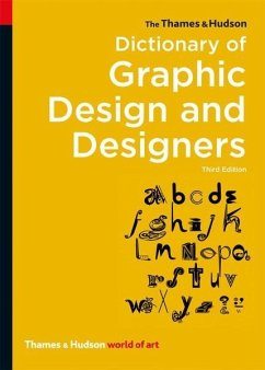 The Thames & Hudson Dictionary of Graphic Design and Designers - Livingston, Alan; Livingston, Isabella