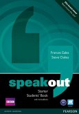 Speakout Starter. Students' Book (with DVD / Active Book)