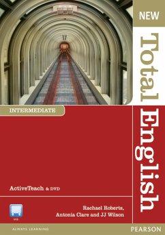 New Total English Intermediate Active Teach, CD-ROM