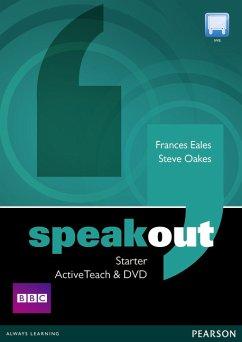 Speakout Starter Active Teach, CD-ROM