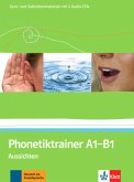 Phonetiktrainer A1-B1. Buch mit 2 Audio-CDs