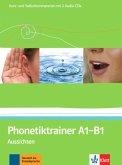 Phonetiktrainer A1-B1. Buch mit 2 Audio-CDs