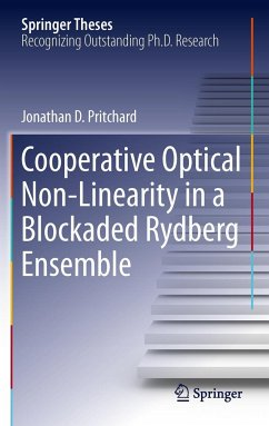 Cooperative Optical Non-Linearity in a Blockaded Rydberg Ensemble - Pritchard, Jonathan D.