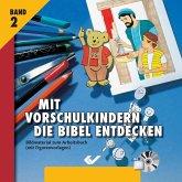 Mit Vorschulkindern die Bibel entdecken, 1 CD-ROM zu Bd.2
