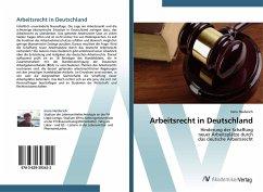 Arbeitsrecht in Deutschland