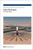 Solar Hydrogen: Fuel of the Future