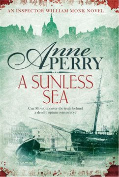 A Sunless Sea - Perry, Anne