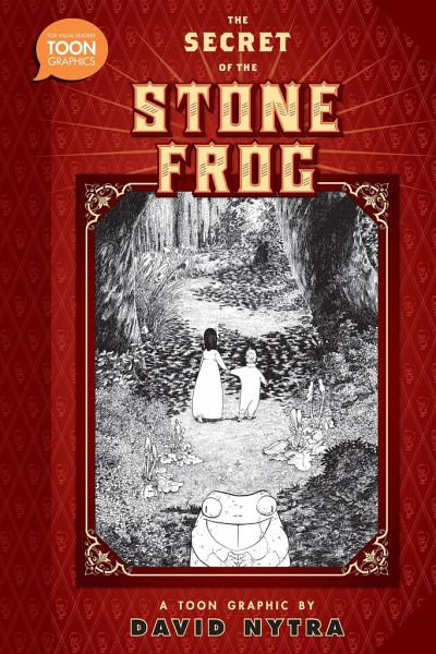Secret Of The Stone Frog - Nytra, David