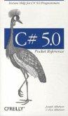 C# 5.0 Pocket Reference