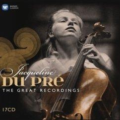 The Great Recordings - Du Pre,Jacqueline