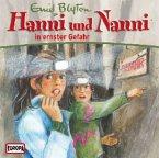 Hanni und Nanni in ernster Gefahr / Hanni und Nanni Bd.38 (1 Audio-CD)