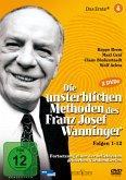 Die unsterblichen Methoden des Franz Josef Wanninger - Box 4, Folgen 1-12 (2 Discs)