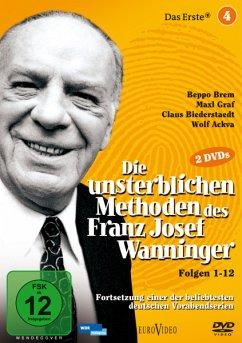 Die unsterblichen Methoden des Franz Josef Wanninger - Box 4 - Brem,Beppo/Graf,Maxl