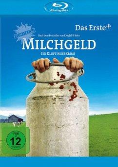 Milchgeld. Ein Kluftingerkrimi - Herbert Knaup/Jockel Tschiersch
