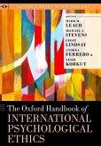 Oxford Handbook of International Psychological Ethics