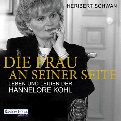 Die Frau an seiner Seite (MP3-Download) - Schwan, Heribert