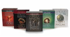 Song of Ice and Fire Audiobook Bundle - Martin, George R. R.