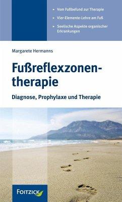 Fußreflexzonentherapie - Hermanns, Margarete