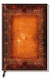 Premium Book Antique Book XL Notizbuch liniert