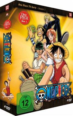 One Piece - TV-Serie: 1. Staffel - Vol. 1 DVD-Box