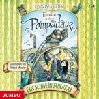 Ein Schwein taucht ab / Familie Pompadauz Bd.3