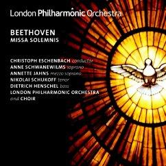 Missa Solemnis - Eschenbach,Christoph/London Philh.Orch./+