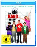 The Big Bang Theory - Die komplette zweite Staffel (2 Discs)