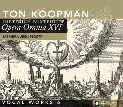 Opera Omnia Xvi-Vocal Works 6: Membra Jesu Nostri - Ton Koopman/Amsterdam Baroque Orchestra & Choir