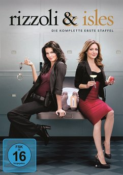 Rizzoli & Isles - Die komplette erste Staffel DVD-Box - Keine Informationen