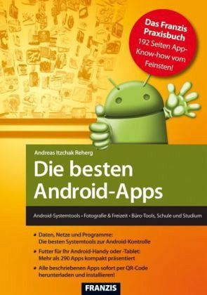 Die besten Android-Apps - Rehberg, Andreas Itzchak