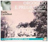 Orgoglio e pregiudizio, 1 MP3-CD\Stolz und Vorurteil, MP3-CD, italienische Version