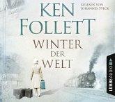 Winter der Welt / Die Jahrhundert-Saga Bd.2 (12 Audio-CDs)