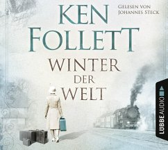 Winter der Welt / Die Jahrhundert-Saga Bd.2 (12 Audio-CDs) - Follett, Ken