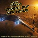 Verrat auf der Venus / Mark Brandis Bd.2 (1 Audio-CD)