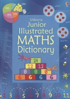 Junior Illustrated Maths Dictionary - Rogers, Kirsteen; Large, Tori