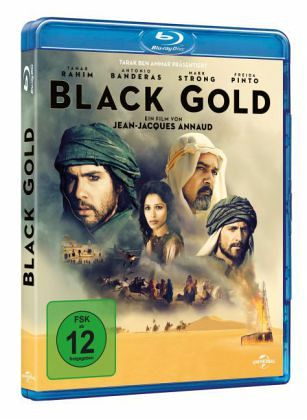 Black Gold - Tahar Rahim,Antonio Banderas,Marc Strong