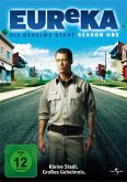 EUReKA - Die geheime Stadt - Season 1 DVD-Box