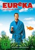 EUReKA - Die geheime Stadt - Season 2 DVD-Box