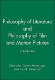 Philosophy of Film and Motion Pictures: An Anthology [With Philosophy of Literature]