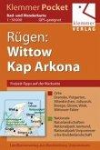 Rügen: Wittow, Kap Arkona Rad- und Wanderkarte 1 : 50 000