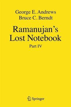 Ramanujan´s Lost Notebook