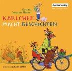 Karlchen macht Geschichten, 1 Audio-CD