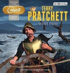Steife Prise / Scheibenwelt Bd.33 (2 MP3-CDs) - Pratchett, Terry