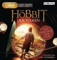Der Hobbit, 1 MP3-CD - Tolkien, John R. R.