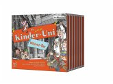 Die NEUE Kinder-Uni Wissens-Box, 7 Audio-CDs