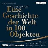 Eine Geschichte der Welt in 100 Objekten, 20 Audio-CDs